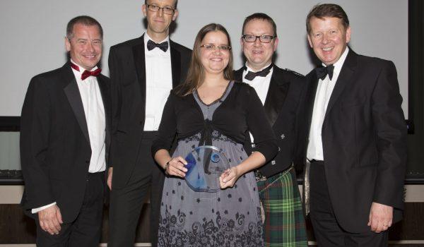 Blatchford gewinnt Innovationspreis für Linx