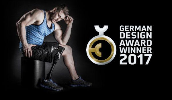 German Design Award 2017 für Linx