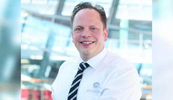 Personelle Verstärkung: Marcus Walda ist Vertriebsleiter von Endolite Deutschland